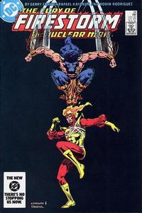 Cover Thumbnail for The Fury of Firestorm (DC, 1982 series) #26 [Direct]