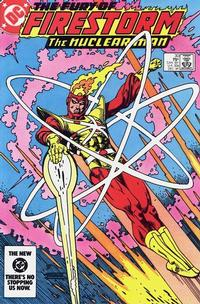 Cover Thumbnail for The Fury of Firestorm (DC, 1982 series) #30 [Direct]