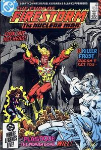 Cover Thumbnail for The Fury of Firestorm (DC, 1982 series) #35 [Direct Sales]