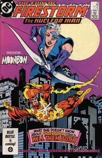 Cover Thumbnail for The Fury of Firestorm (DC, 1982 series) #48 [Direct Sales]