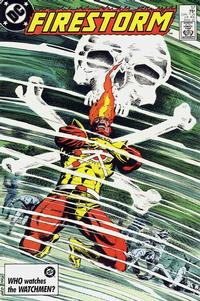 Cover Thumbnail for The Fury of Firestorm (DC, 1982 series) #57 [Direct Sales]