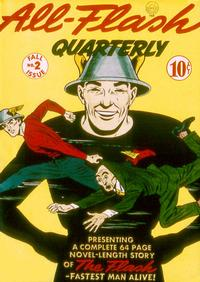 Cover Thumbnail for All-Flash (DC, 1941 series) #2