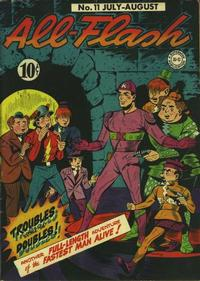 Cover Thumbnail for All-Flash (DC, 1941 series) #11