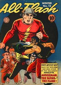 Cover Thumbnail for All-Flash (DC, 1941 series) #13