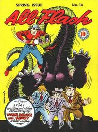 Cover Thumbnail for All-Flash (DC, 1941 series) #14