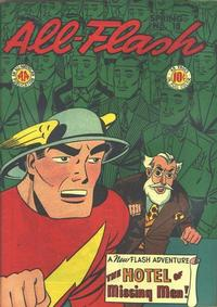 Cover Thumbnail for All-Flash (DC, 1941 series) #18