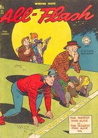 Cover Thumbnail for All-Flash (DC, 1941 series) #21
