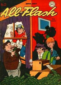 Cover Thumbnail for All-Flash (DC, 1941 series) #22