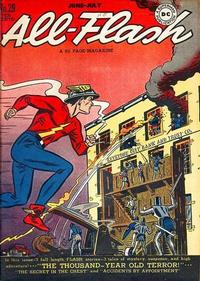 Cover for All-Flash (DC, 1941 series) #29