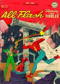 Cover Thumbnail for All-Flash (DC, 1941 series) #32