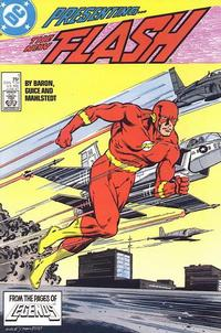 Cover Thumbnail for Flash (DC, 1987 series) #1 [Direct Sales]