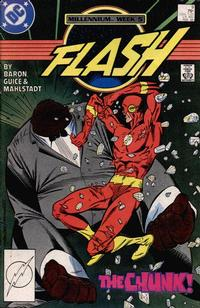 Cover Thumbnail for Flash (DC, 1987 series) #9 [Direct]