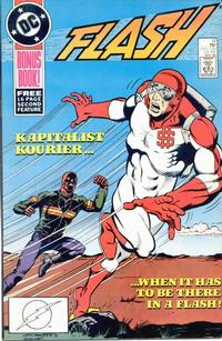 Cover Thumbnail for Flash (DC, 1987 series) #12