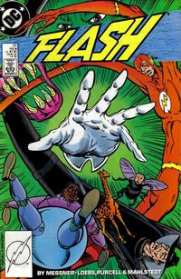 Cover Thumbnail for Flash (DC, 1987 series) #23