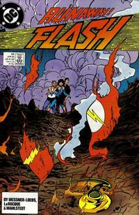 Cover Thumbnail for Flash (DC, 1987 series) #25 [Direct]