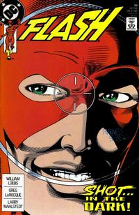Cover Thumbnail for Flash (DC, 1987 series) #30 [Direct]