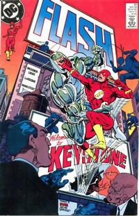 Cover Thumbnail for Flash (DC, 1987 series) #32 [Direct]