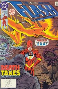 Cover Thumbnail for Flash (DC, 1987 series) #52