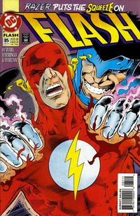 Cover Thumbnail for Flash (DC, 1987 series) #85 [Direct Sales]