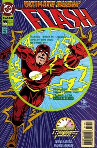 Cover Thumbnail for Flash (DC, 1987 series) #99
