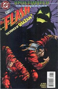 Cover Thumbnail for Flash (DC, 1987 series) #107 [Direct Sales]