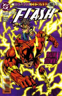Cover Thumbnail for Flash (DC, 1987 series) #111
