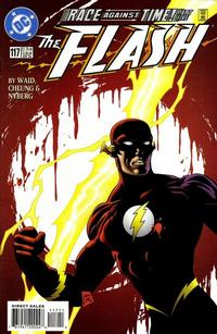 Cover Thumbnail for Flash (DC, 1987 series) #117