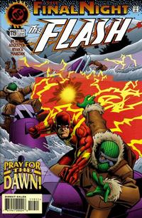 Cover Thumbnail for Flash (DC, 1987 series) #119 [Direct Sales]