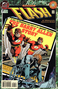 Cover Thumbnail for Flash Annual (DC, 1987 series) #7 [Direct Sales]