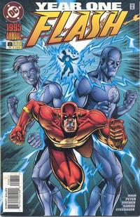 Cover Thumbnail for Flash Annual (DC, 1987 series) #8 [Direct Sales]