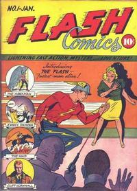 Cover Thumbnail for Flash Comics (DC, 1940 series) #1