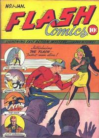 Cover Thumbnail for Flash Comics (DC, 1940 series) #1