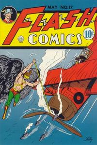 Cover Thumbnail for Flash Comics (DC, 1940 series) #17