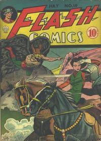 Cover Thumbnail for Flash Comics (DC, 1940 series) #19
