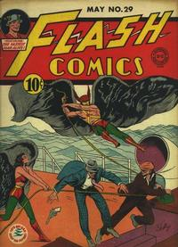 Cover Thumbnail for Flash Comics (DC, 1940 series) #29