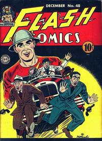 Cover Thumbnail for Flash Comics (DC, 1940 series) #48