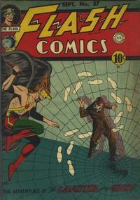 Cover Thumbnail for Flash Comics (DC, 1940 series) #57