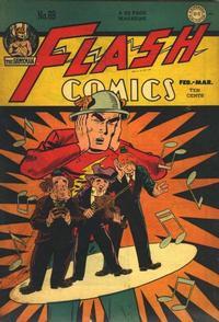 Cover Thumbnail for Flash Comics (DC, 1940 series) #69