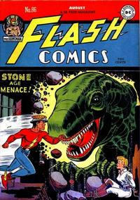 Cover Thumbnail for Flash Comics (DC, 1940 series) #86