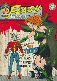 Cover Thumbnail for Flash Comics (DC, 1940 series) #89