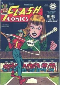Cover Thumbnail for Flash Comics (DC, 1940 series) #90