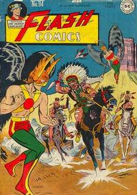 Cover Thumbnail for Flash Comics (DC, 1940 series) #94