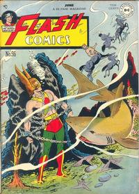 Cover Thumbnail for Flash Comics (DC, 1940 series) #96