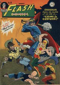 Cover Thumbnail for Flash Comics (DC, 1940 series) #98