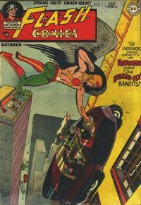 Cover Thumbnail for Flash Comics (DC, 1940 series) #100