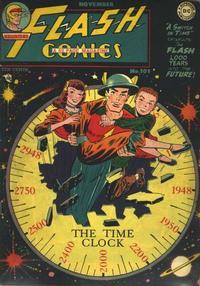 Cover Thumbnail for Flash Comics (DC, 1940 series) #101