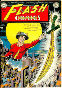 Cover Thumbnail for Flash Comics (DC, 1940 series) #103