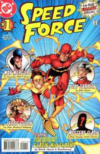 Cover Thumbnail for Speed Force (DC, 1997 series) #1