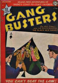 Cover Thumbnail for Gang Busters (DC, 1947 series) #18