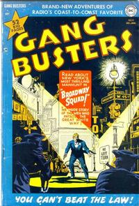 Cover Thumbnail for Gang Busters (DC, 1947 series) #19